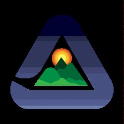 Camping_company_conceptlogo